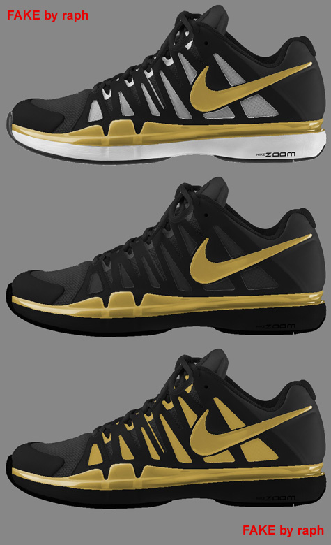 ... ZOOM VAPOR 9 TOUR LE NIKE celebrates Roger Federer record with special  edition Zo Just imagine theres a ... c2bf94378